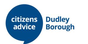 Citizens Advice Dudley Borough